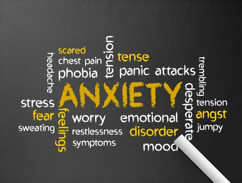 anxiety attacks disorders symptoms treatment