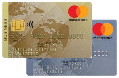 business kreditkarte mastercard business firmen