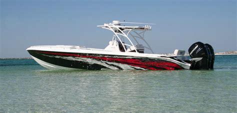 Fast Fishing Boats by Glasstream 360 Scx Go Fast Fishing Boats