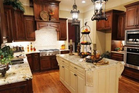 Wood Two Toned Kitchen Cabinets Two Tone Kitchen Cabinets Nautical Living Room Decor Small Design Ideas Interior Paint Color Theater Sofas Furniture Decorating Tips Leather Designs
