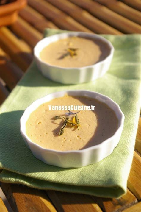bergamote cuisine micro crèmes de patate douce et bergamote cuisine