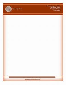 business letterhead designs free free letterhead With free downloadable letterhead templates