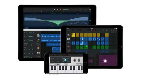 Logic Updated With Touch Bar Support; Garageband Also Gets
