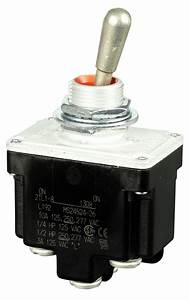 2tl1-8 Toggle Switches