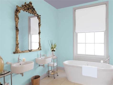 Spa Blue Bathroom by Blue Ceilings Benjamin Aura Bath Spa Style At