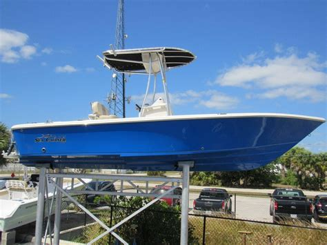 Sea Chaser Boat Reviews by 2017 Sea Chaser 23 Lx Augustine Florida Boats