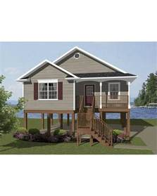 small house plans on pilings house plan simple small