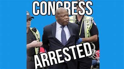 Arrested Congress Dc Breaking Pelosi Nancy