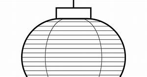 Chinese New Year Coloring Pages: Chinese New Year Lantern ...