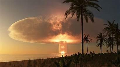 Explosion Nuclear Wallpapers Fi Sci Desktop Nucleare