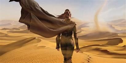 Dune Hbo Winds Writer Sets