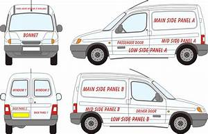 citroen berlingo signwriting template google search With van sign writing templates