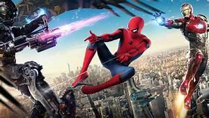 Spider Man Homecoming UHD 8K Wallpaper Pixelz