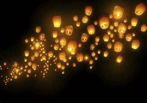 Lanterne Volanti by Le Lanterne Cinesi Una Storia Tra Sogno E Realt 224 Unadonna