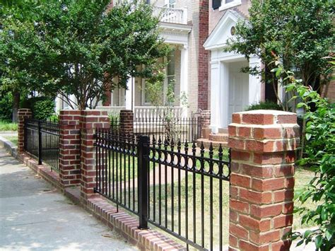 style fencing aluminum fence styles for residential multi residential or commercial