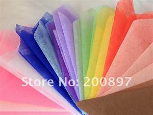 flower wrapping paper suppliers aliexpress com buy solid color tissue paper 50x50cm