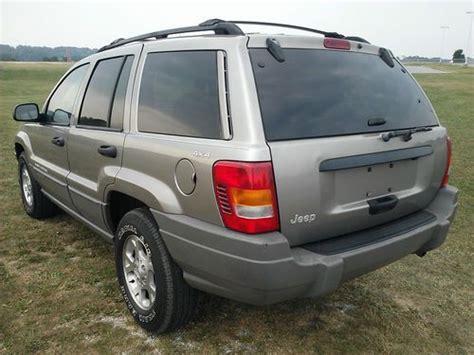 99 Jeep Grand by Find New 99 Jeep Grand Laredo 4x4 Low Runs