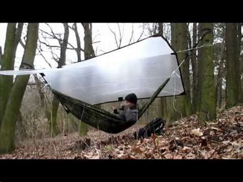 Tarp And Hammock by A Gift For A Friend Diy Hammock Tarp And Simple Cook