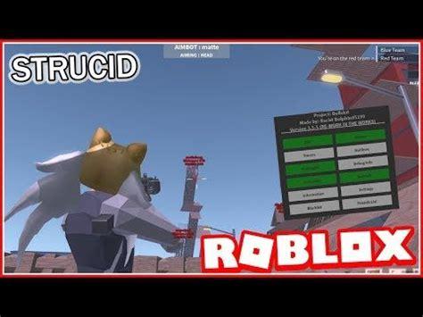 roblox hackscript strucid aimbot esp