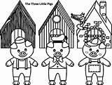 Coloring Pages Wolf Bad Pigs Three Story Pig Drawing Cartoon Printable Preschool Colouring Sheets Draw Getdrawings Wecoloringpage Children Google Peppa sketch template