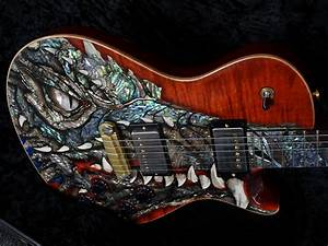 Paul Reed Smith Dragon 2002 Prototype  6 Museum Piece