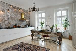 home interiors wall exposed brick walls radiates charm in any home decoholic