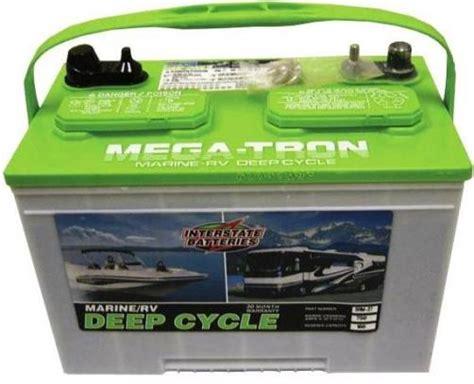 Boat Battery For Trolling Motor by Boat Trolling Motor Batteries 171 All Boats