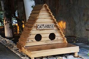 Maison Pour Chat Extérieur : maison pour chat propri t s usages mod les prix ooreka ~ Premium-room.com Idées de Décoration