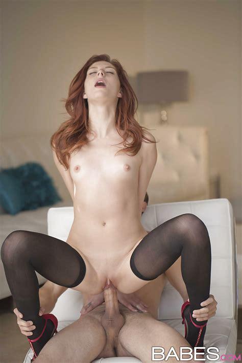 Tiny Tits Cowgirl Ashlyn Malloy Enjoys Hardcore Sex In