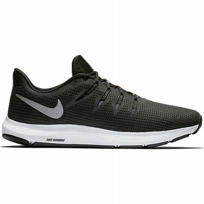 Nike Running Quest Mens Shoes Silver Womens