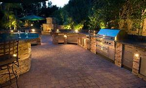 Lighting for your outdoor kitchen a electrical