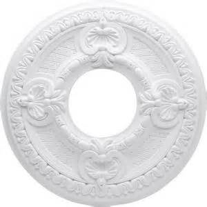 westinghouse ainsley 16 in white ceiling medallion 2