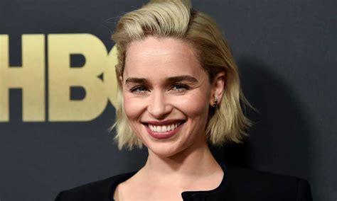 Emilia Clarke Se Despide De Juego De Tronos En Instagram