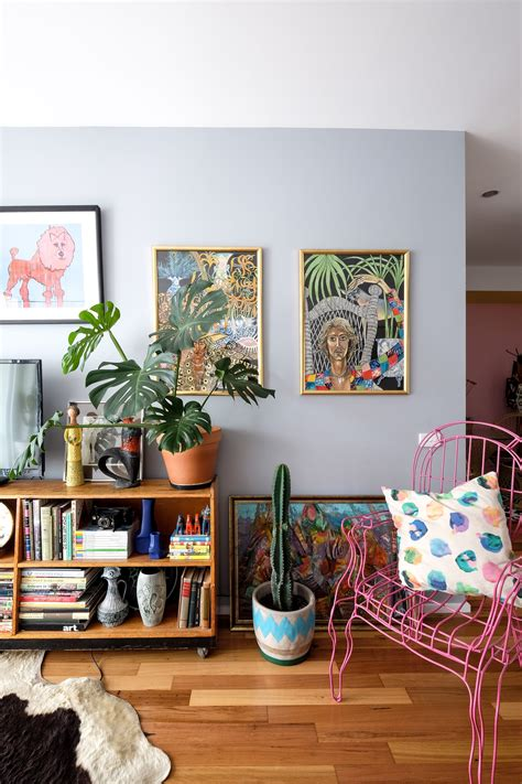 Apartment Therapy Sectional by Australia Home Tour A Maximalist Colorful Mashup