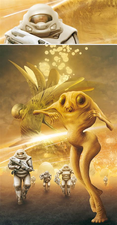 official website  jim burns science fiction illustrator