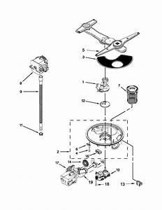 kenmore elite dishwasher parts model 66512773k310 With wash dishwasher model 665 as well kenmore 665 dishwasher parts diagram