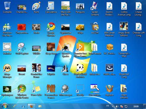 icone raccourci bureau comment faire réapparaître mes icônes de bureau vite