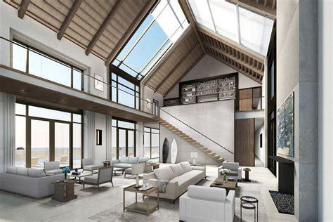 Interior Barn Designs by Modern Barn House Living Dinning Room In 2019 Modern