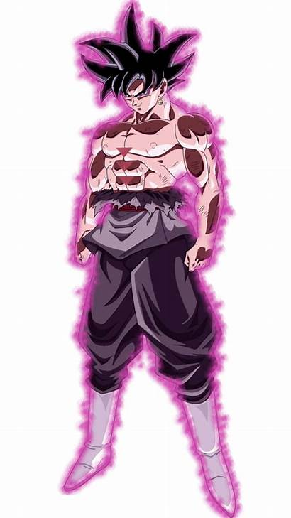 Goku Destruction God Hakai Deviantart Power Ssj