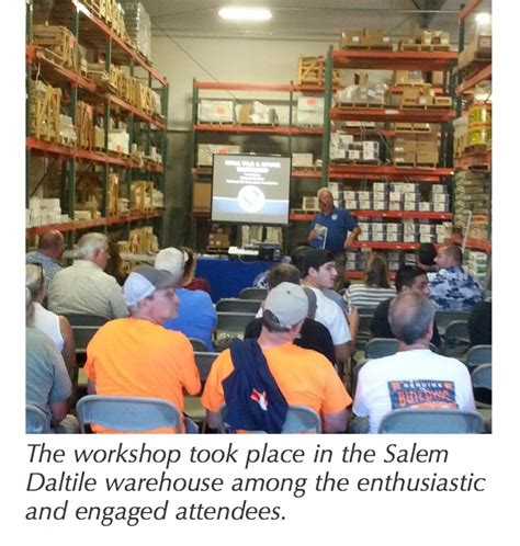 ntca brings workshops to tennessee and oregon tileletter
