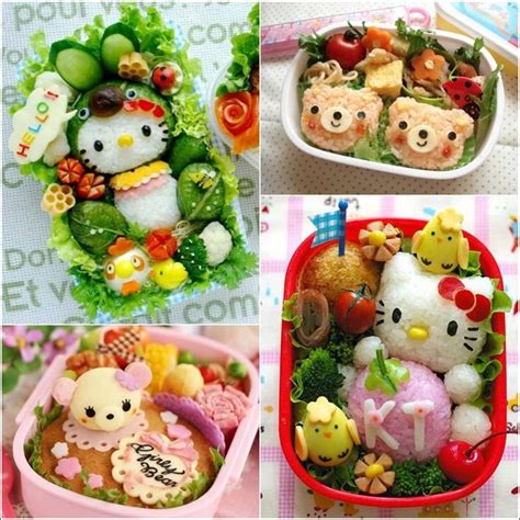 bento japanese cuisine 66 best cool japanese food images on
