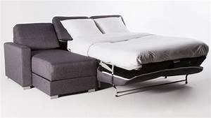 canape lit pour couchage quotidien With canapé lit convertible quotidien