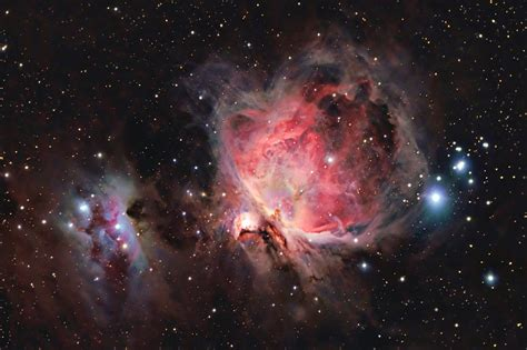 M42 The Orion Nebula - VisibleDark