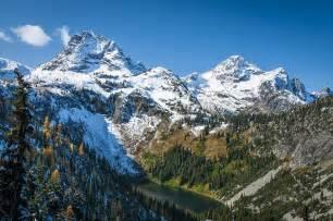 North Cascade Mountains Washington