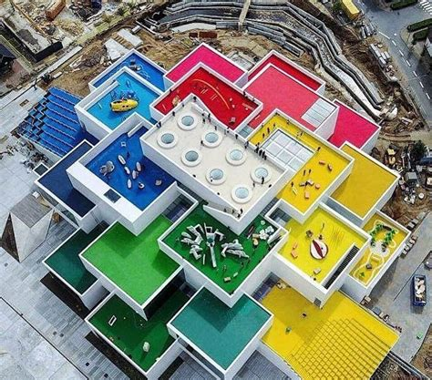 Ny arkitektonisk hæder til LEGO House – BillundOnline