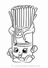 Shopkins Coloring Pasta Season Pantry Fasta Template sketch template