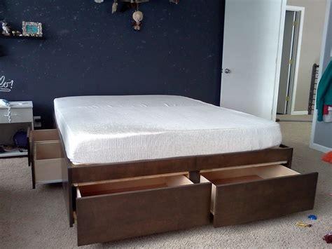 platform bed  drawers platform beds drawers  boys