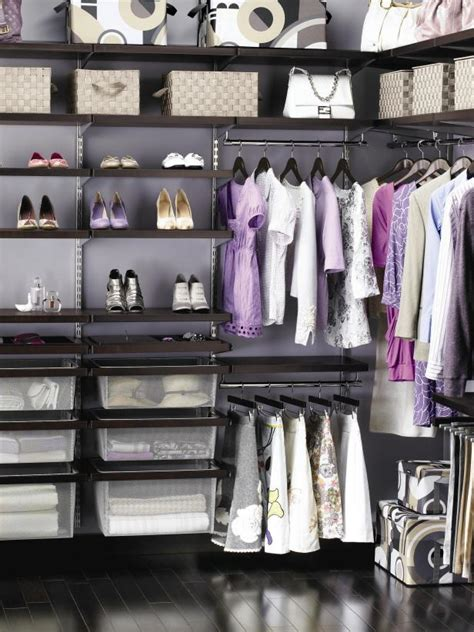 Closet Organization Tips by Tips For Organizing Bedrooms Hgtv