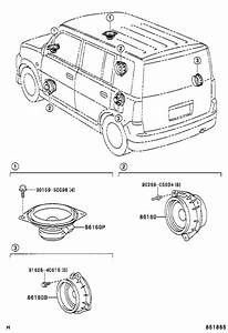 Scion Xb Speaker  Front   Electrical