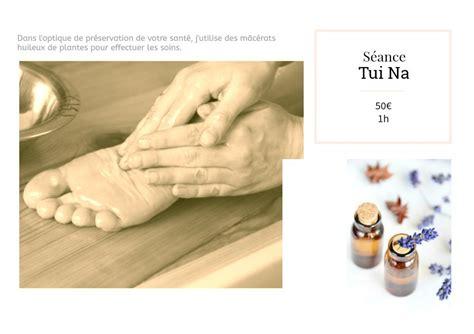 Massage Tui Na  Marie Baillet, Thérapeute Auxerre